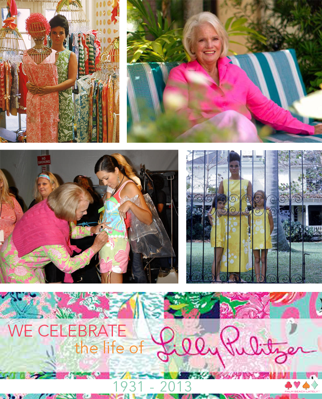 Remembering Palm Beach S Beloved Fashion Icon Lilly