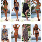 Weekender: A HOT Summer With Skinny Bikini Swimwear