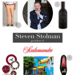 Living: Steven Stolman Invents + Reinvents Palm Beach Style
