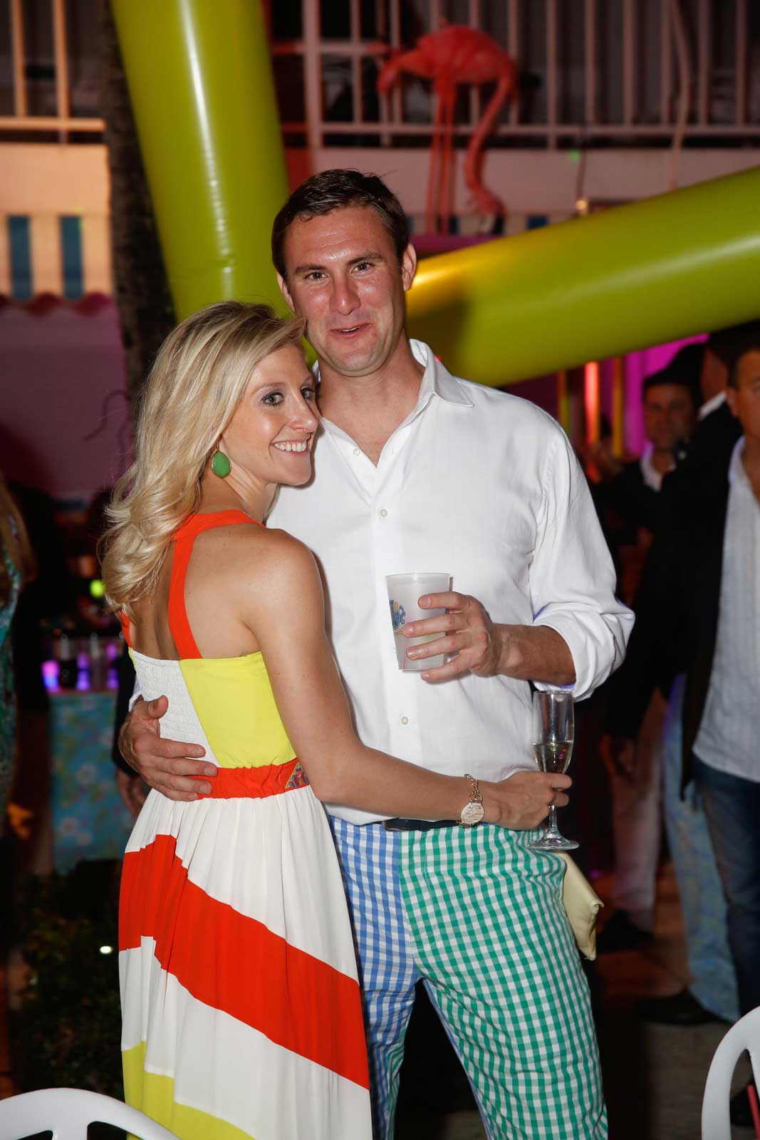 Lilly Pulitzer Red Cross Beach Bash Palm Beach Lately