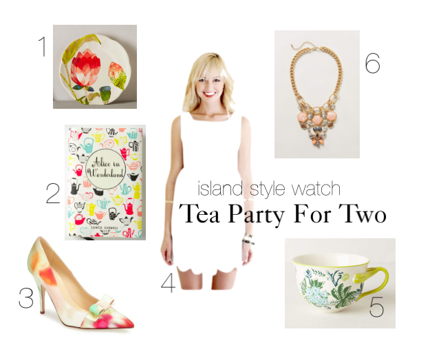 island style watch tea for two