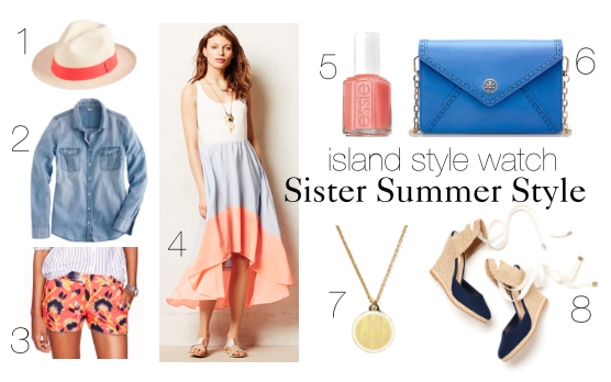 Sister Summer Style ISW