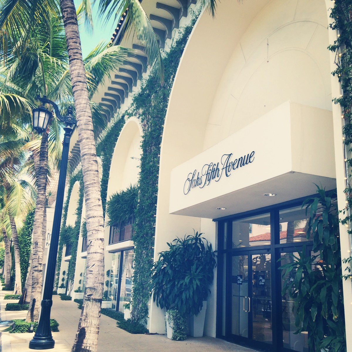 Lilly Pulitzer For Starbucks Saks Fifth Avenue Palm Beach Lately