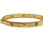 Giveaway: NYLA STAR by Leslie Kumar Razzle Bangle