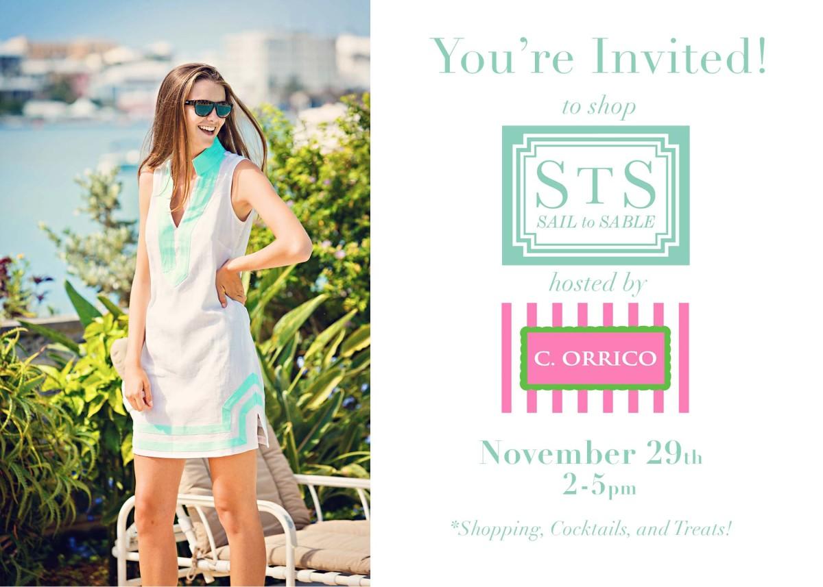 STS C.Orrico Invite