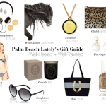 Palm Beach Lately's Gift Guide #4: Well-Heeled + Well-Traveled