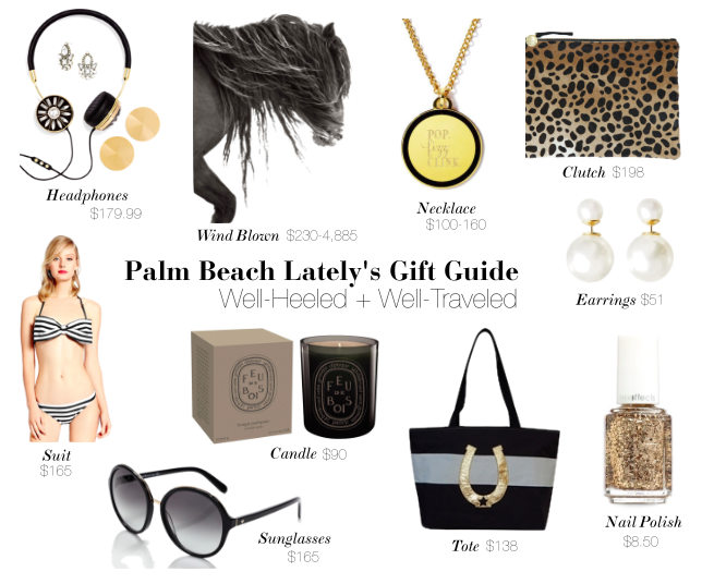 Palm Beach Lately Gift Guide
