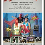 Giveaway: Great Charity Challenge VIP Table for 6
