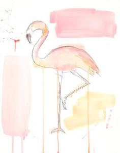 Flamingo_Art_Print