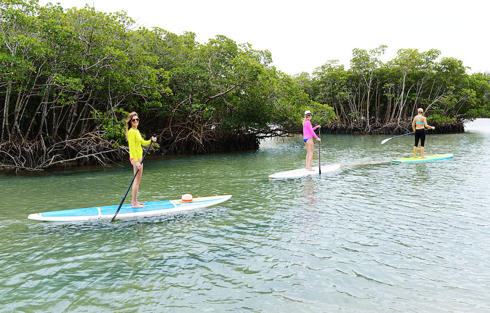 Juno Beach Paddle Boarding 2