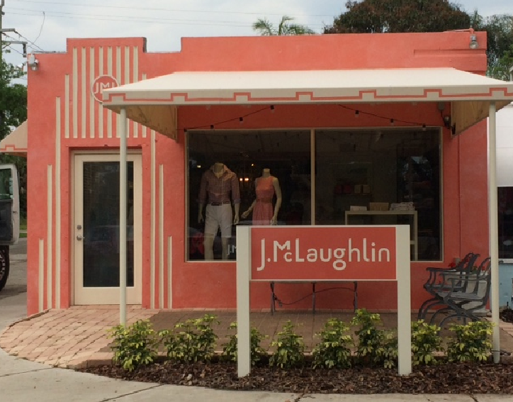 J.McLaughlin Hobe Sound Store