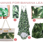 Bananas For Banana Leaf