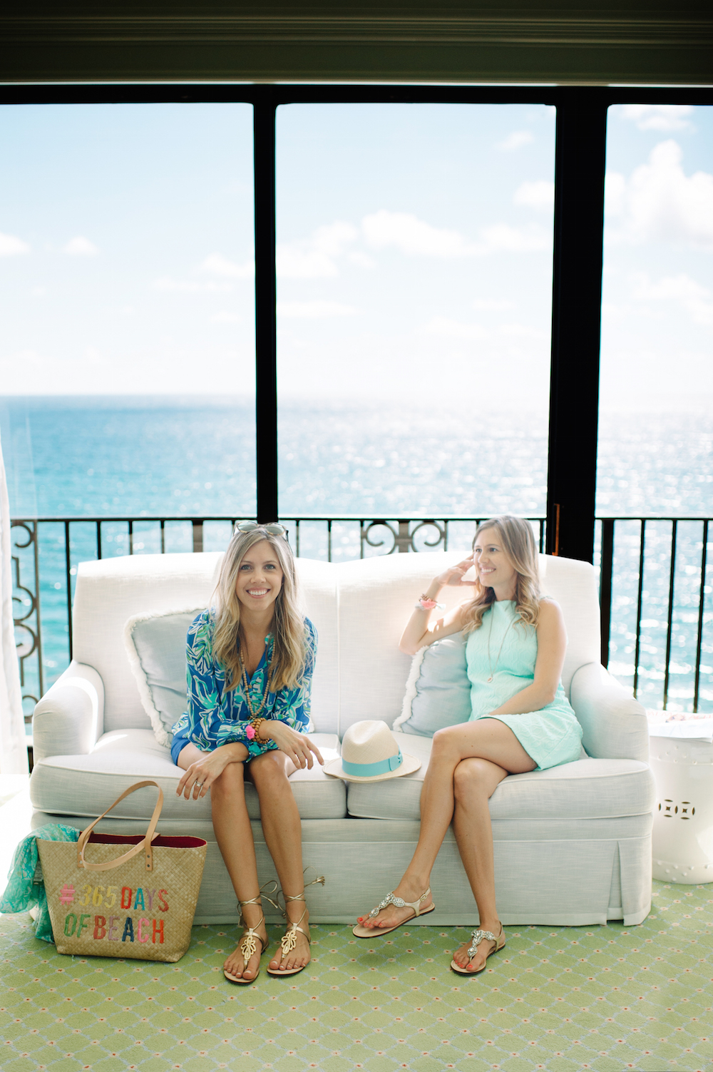 vacation_the_breakers_palm_beach_hotel_room_ocean_view_lilly_pulitzer_fashion