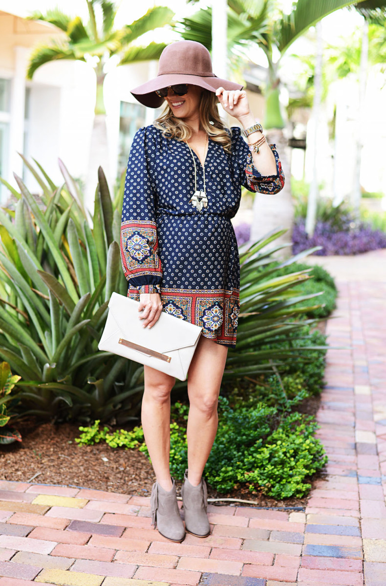 Fall Fashion at Downtown at the Gardens | Palm Beach Lately