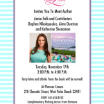 Hamptons Entertaining Book Signing At Pioneer Linens
