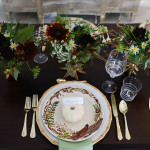 Fall Tablescape With Juliska
