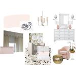 Baby A's Swan Soiree Nursery Inspiration