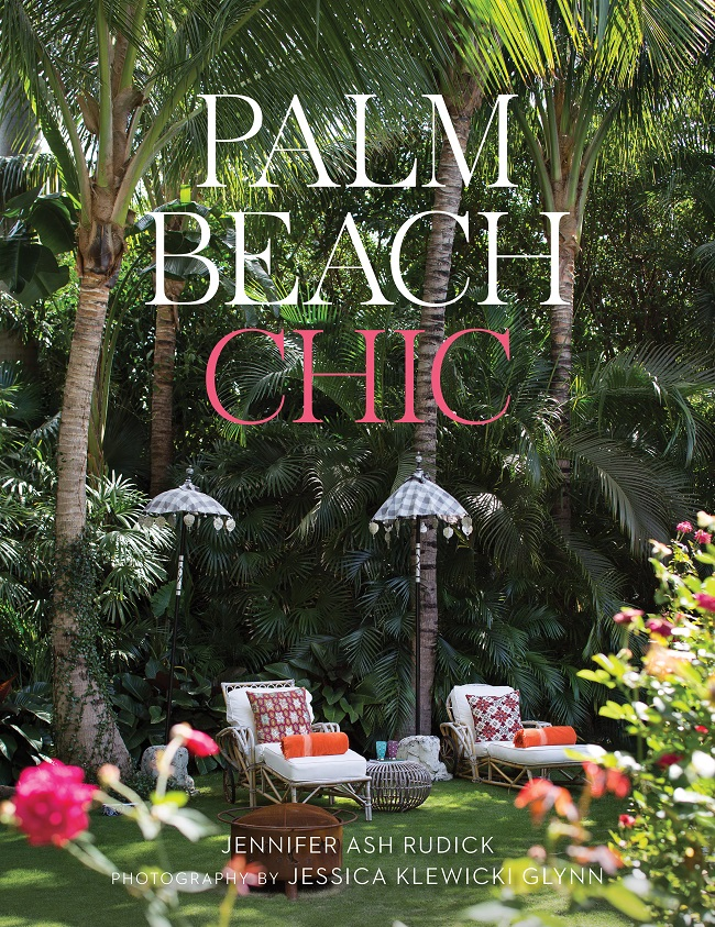 palm beach chic coffee table book