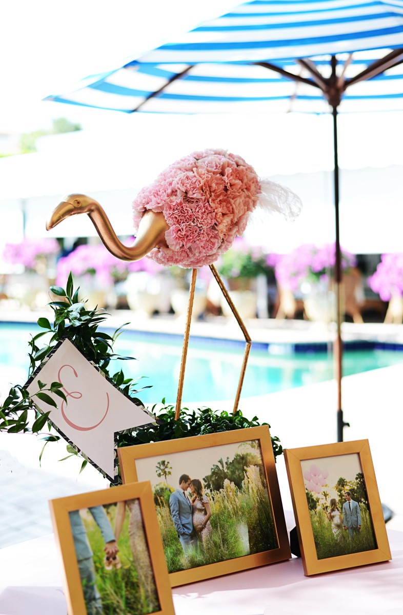 Flamingo Nursery Decor
