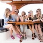 Fashion: Bloggers Boating with Sam Edelman