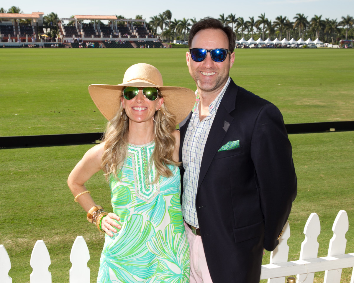 Social Lilly Pulitzer Brunch At International Polo Club