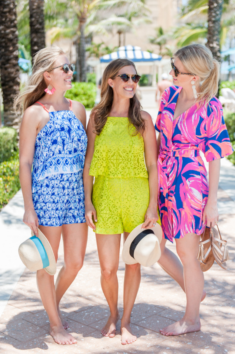 Endless Summer With Lilly Pulitzer And Ashley Brooke