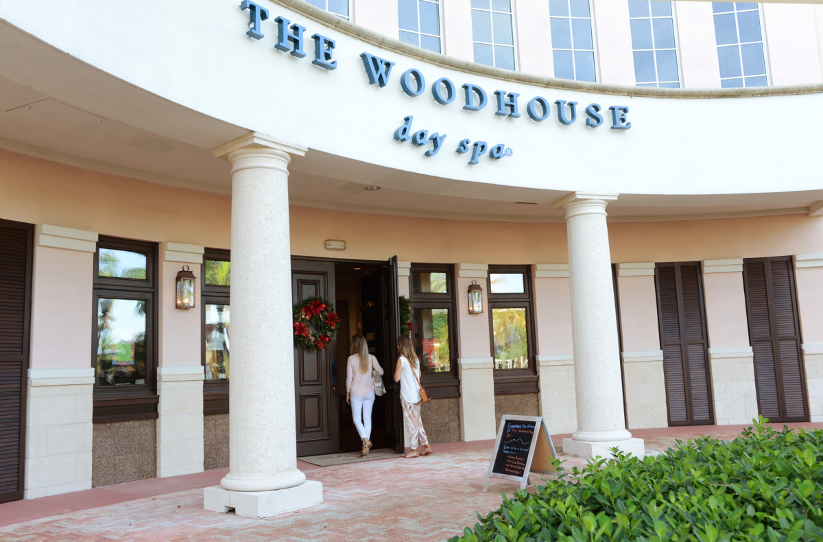 Palm Beach Lately at Woodhouse Day Spa