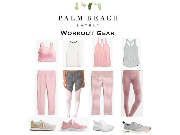 A new year calls for new workout gear
