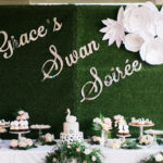 Swan Soirée First Birthday Party