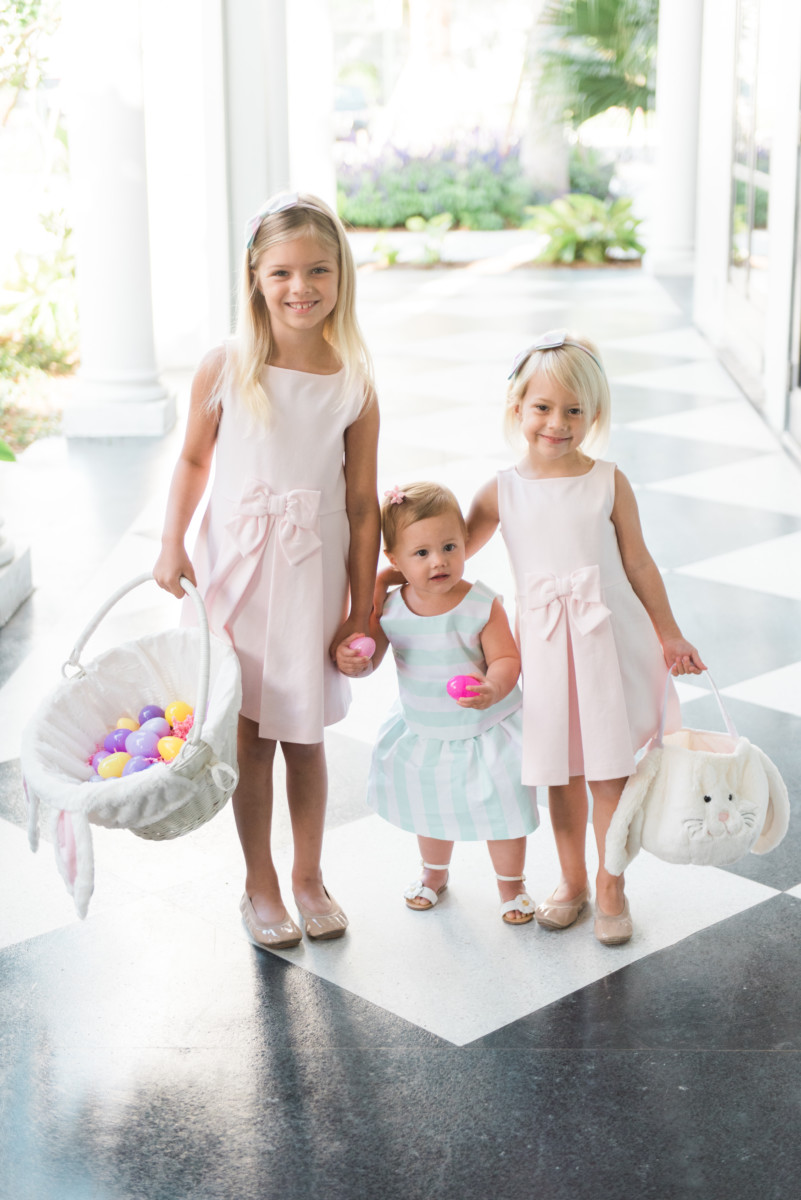 Easter Kids Table With Pottery Barn Kids Palm Beach Lately