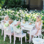 Easter Kids Table with Pottery Barn Kids