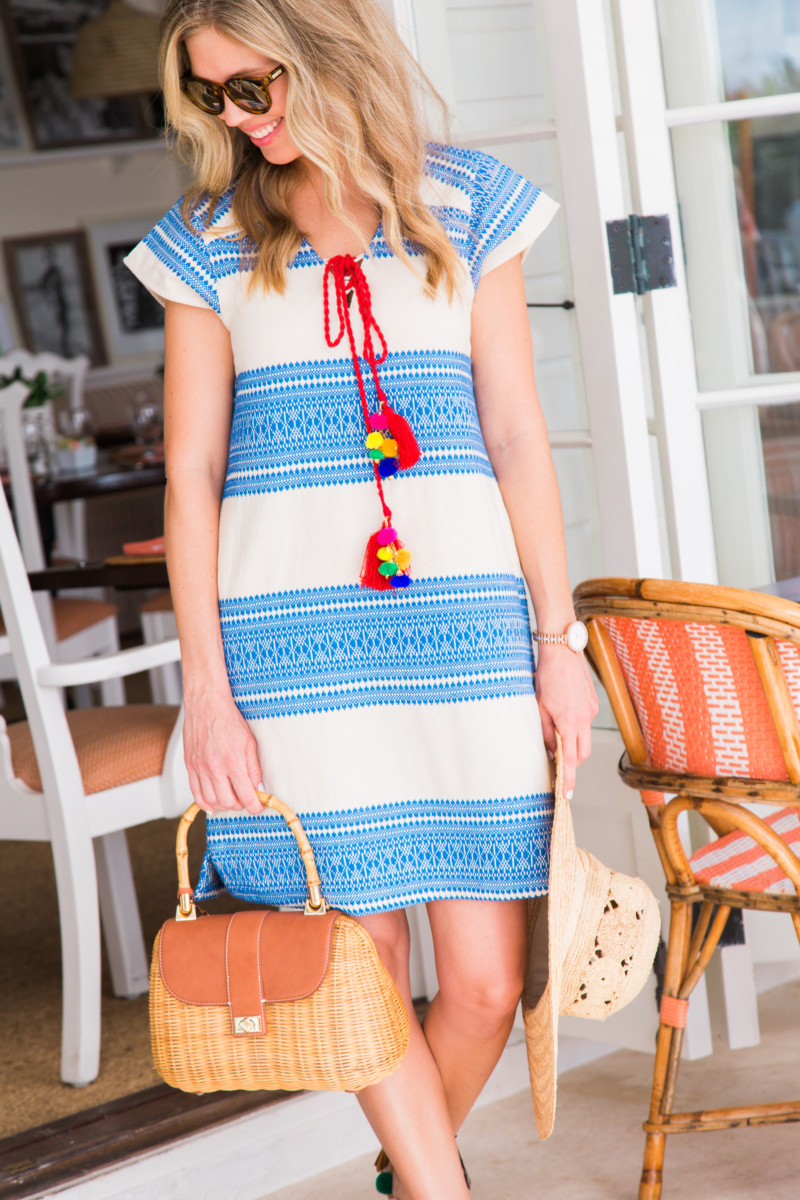 Palm Beach Lately at The Dunmore, Bahamas in Anthropologie