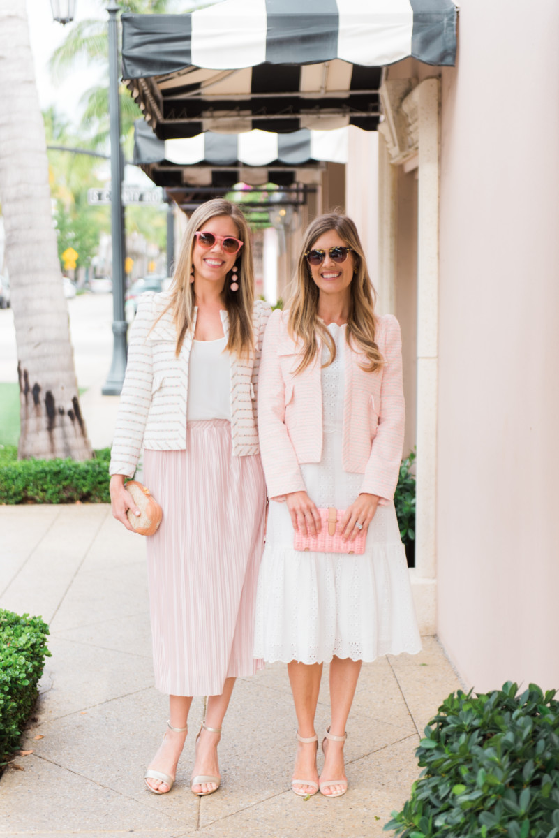 Palm Beach Lately Wearing Charlotte London on Worth Avenue
