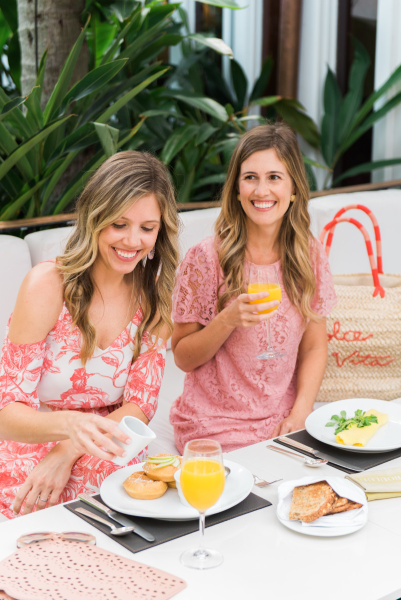Besties Who Brunch With Loft Palm Beach Lately