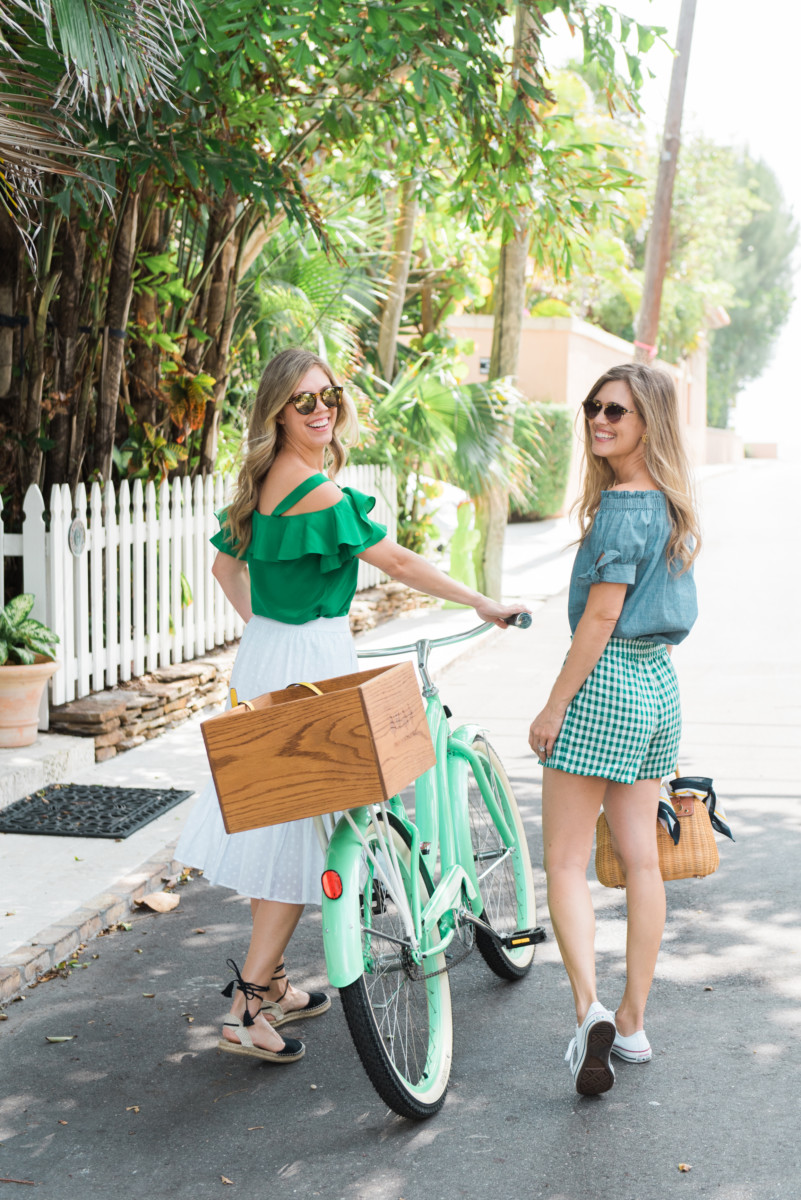 Blair Eadie's J.Crew Style Challenge with Palm Beach Lately