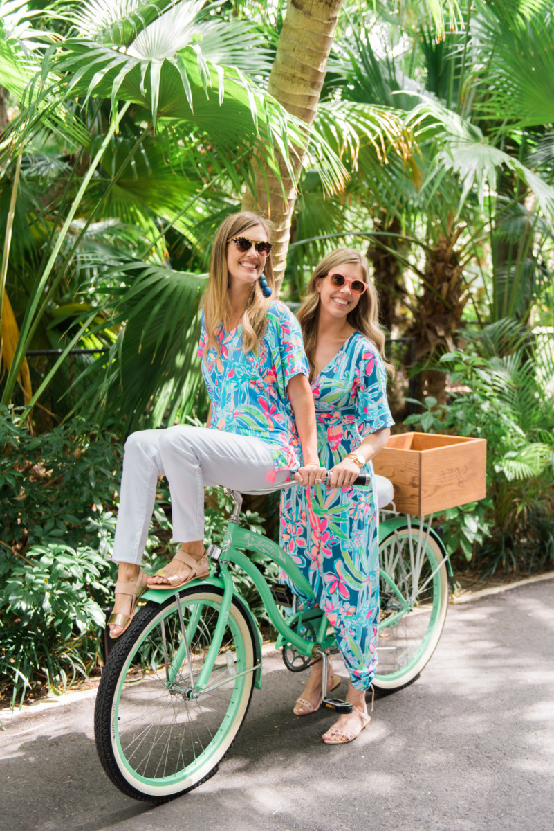 ec2f65904c6 ... Palm Beach Lately Wearing Lilly Pulitzer Prints With Purpose