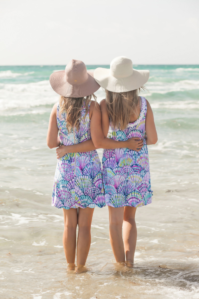 Palm Beach Lately 5 Year Shellebration in Lilly Pulitzer