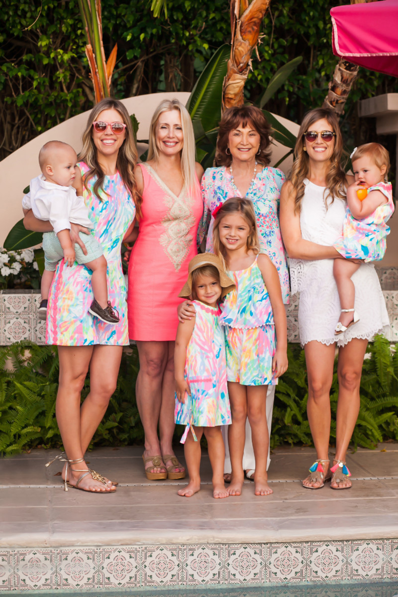 Mother S Day In Lilly Pulitzer Palm Beach Lately