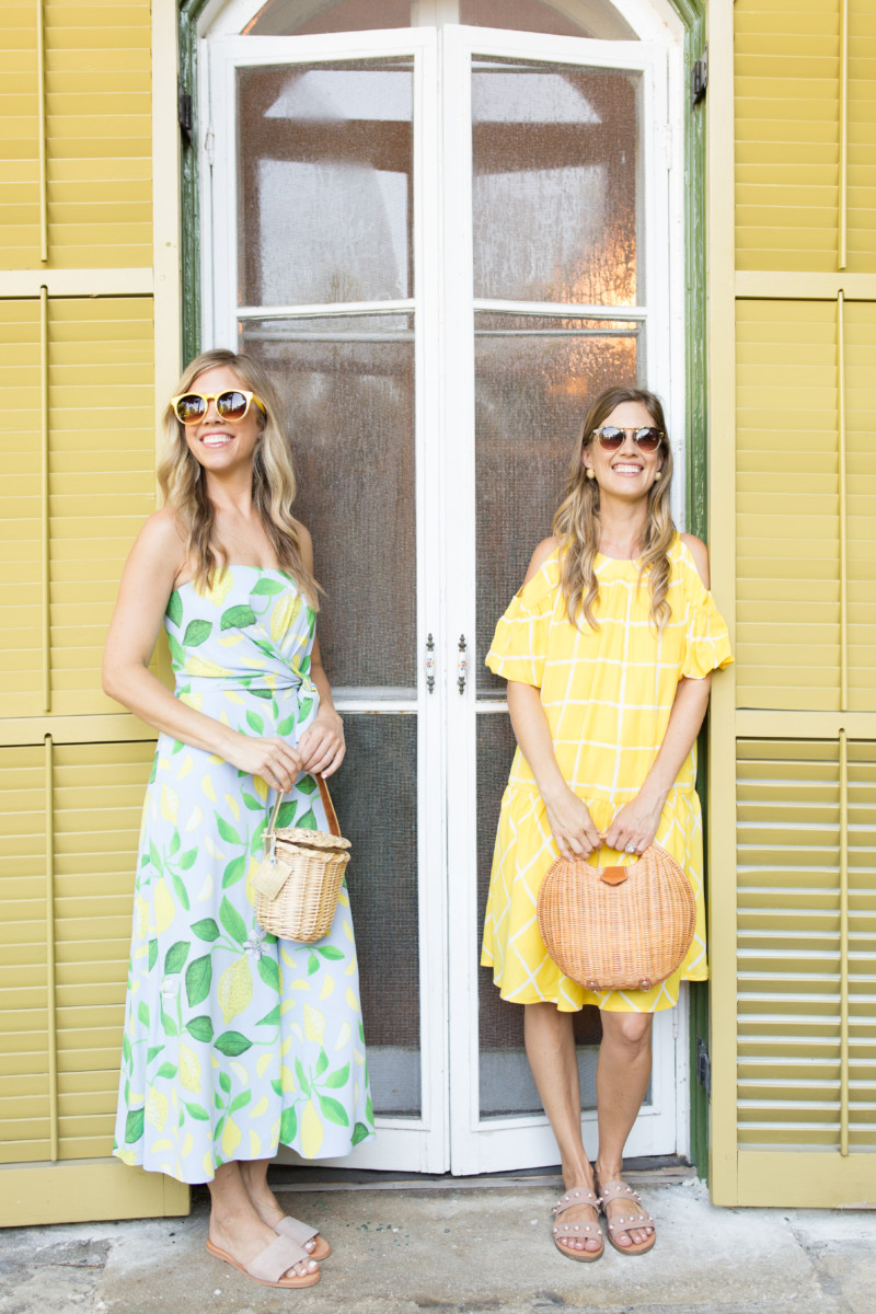 Fashion Lemons And Sunshine In Key West Palm Beach Lately