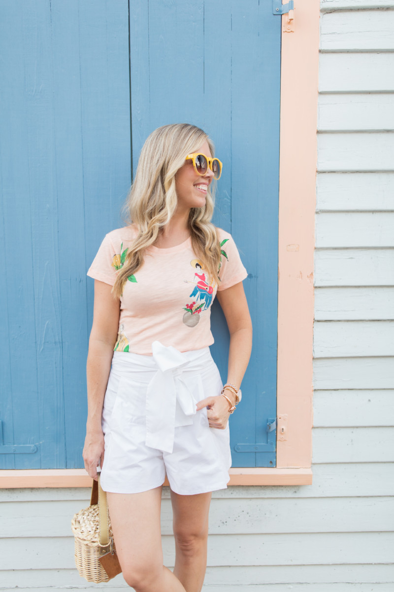 Palm Beach Lately Wearing J.Crew