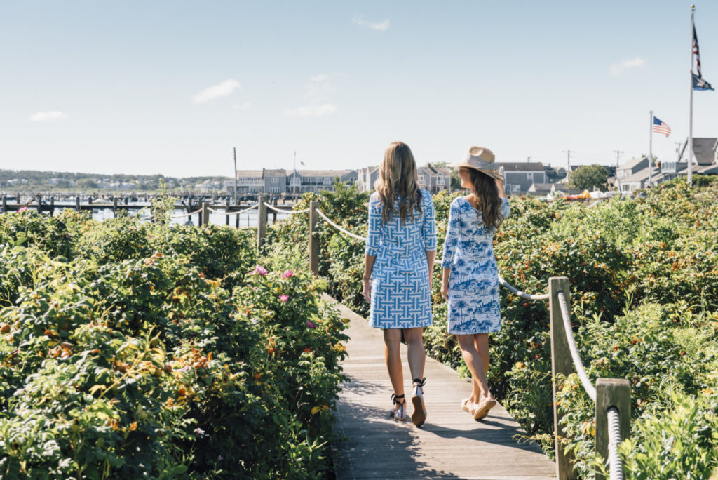 Travel: Persifor Blues at Harborside Nantucket