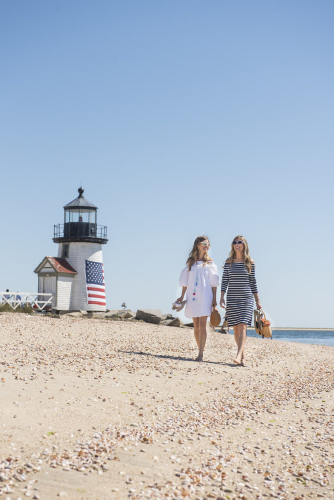 Travel: Brant Point Lighthouse on Nantucket with Palm Beach Lately