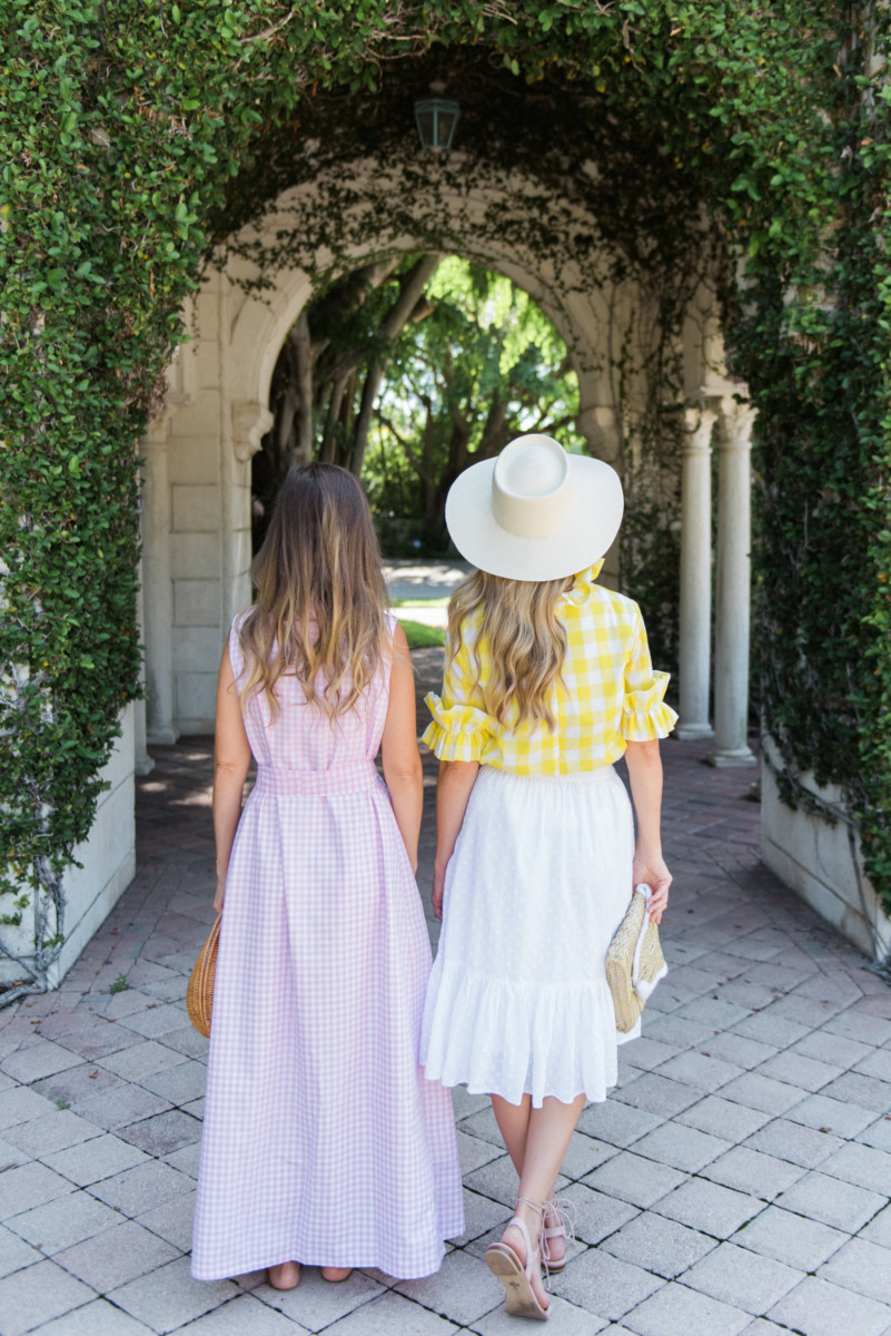 Fashion: Gingham Girls by Palm Beach Lately