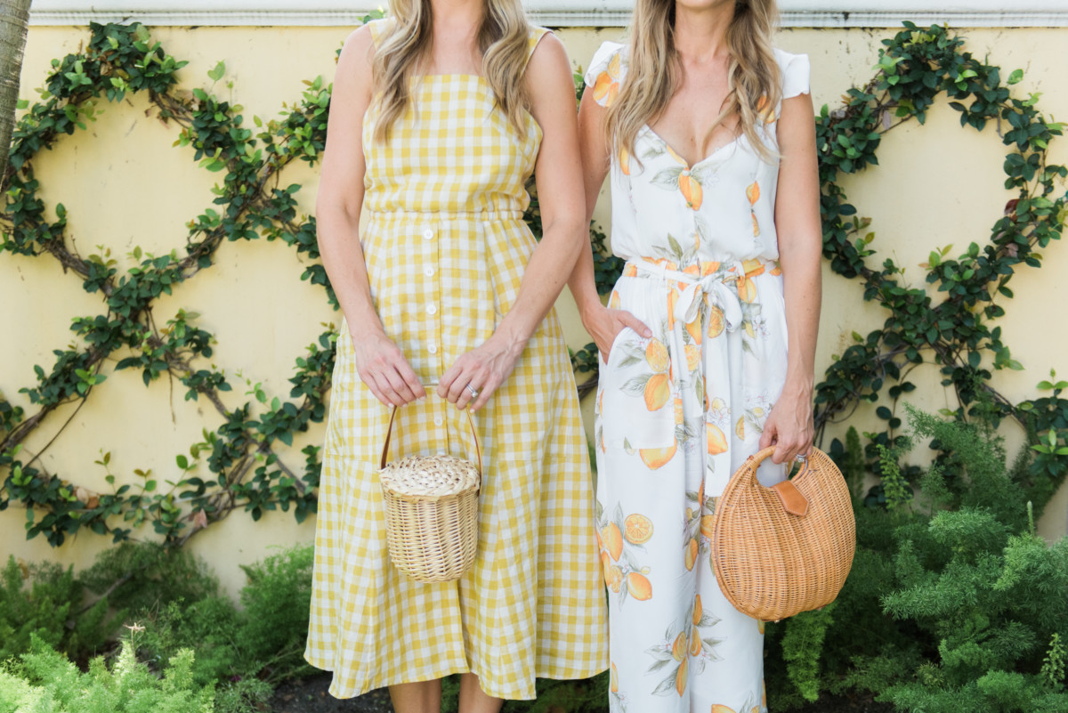 Fashion: Citrus and Sunshine