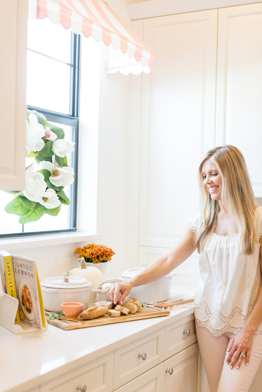 Home: Fall Cooking with Palm Beach Lately