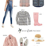 Travel: What We Packed For Amelia Island