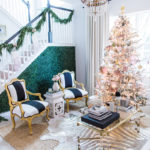 Home: Pineapples and Palms Holiday Decor
