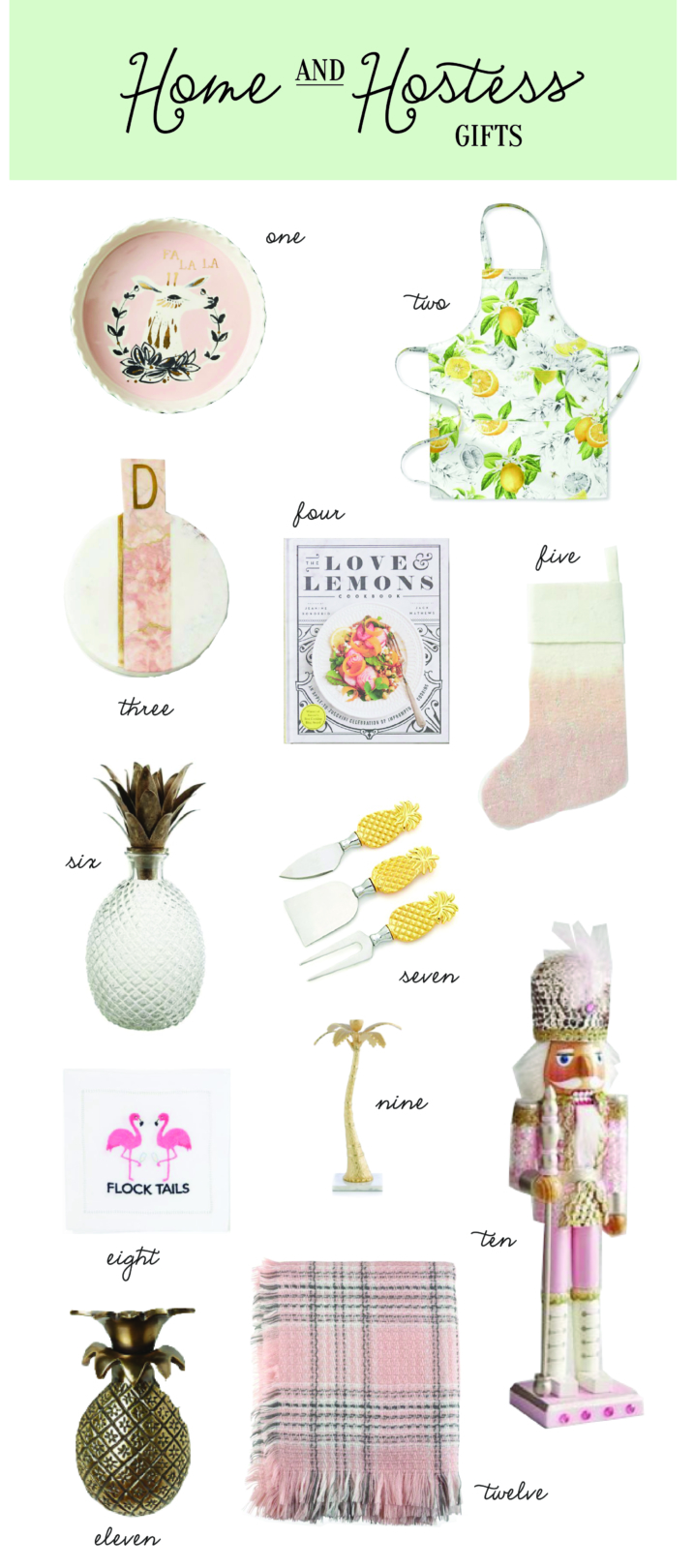 Palm Beach Lately Home and Hostess Gifts