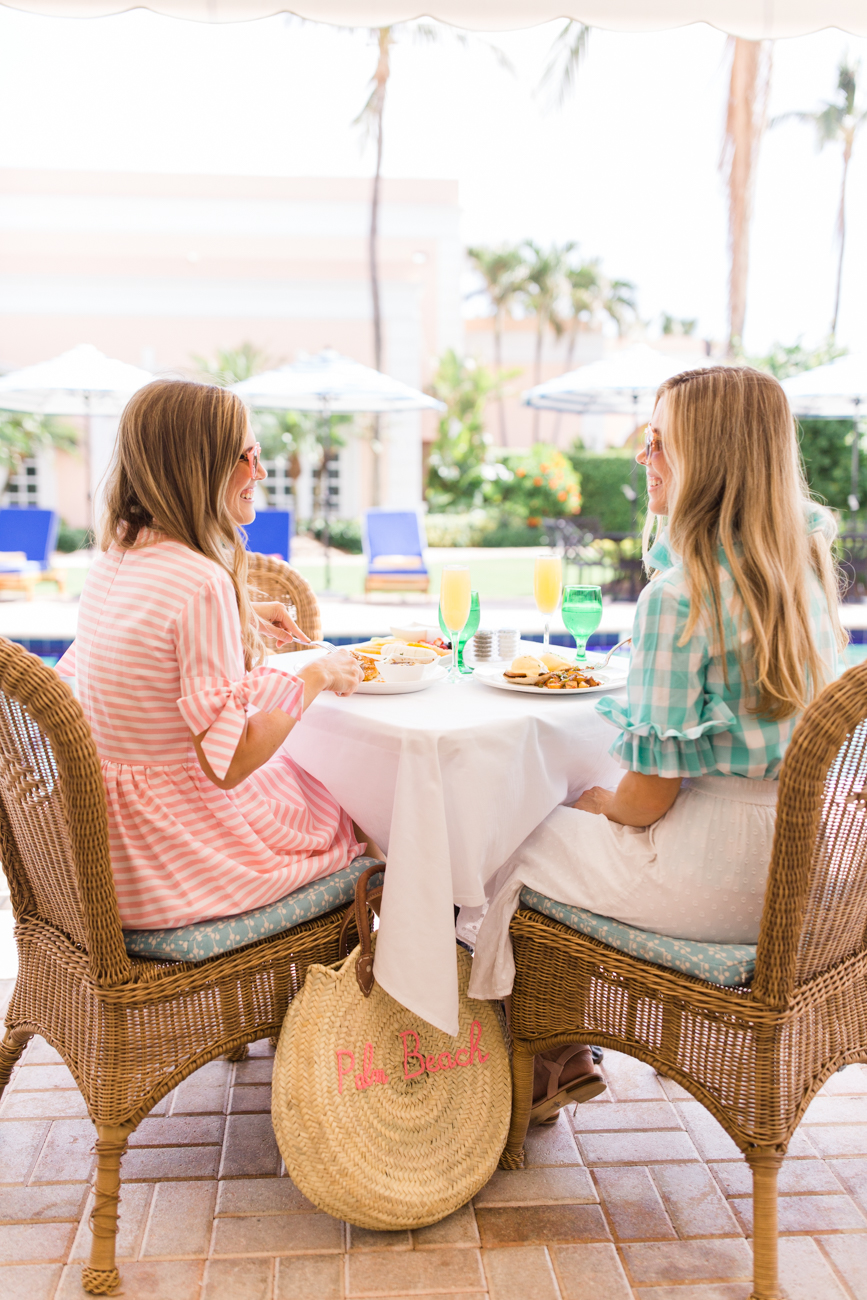 Travel: Palm Beach Lately Sistercation at The Colony Hotel in Palm Beach