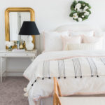 Home: Danielle's Blush Bedding